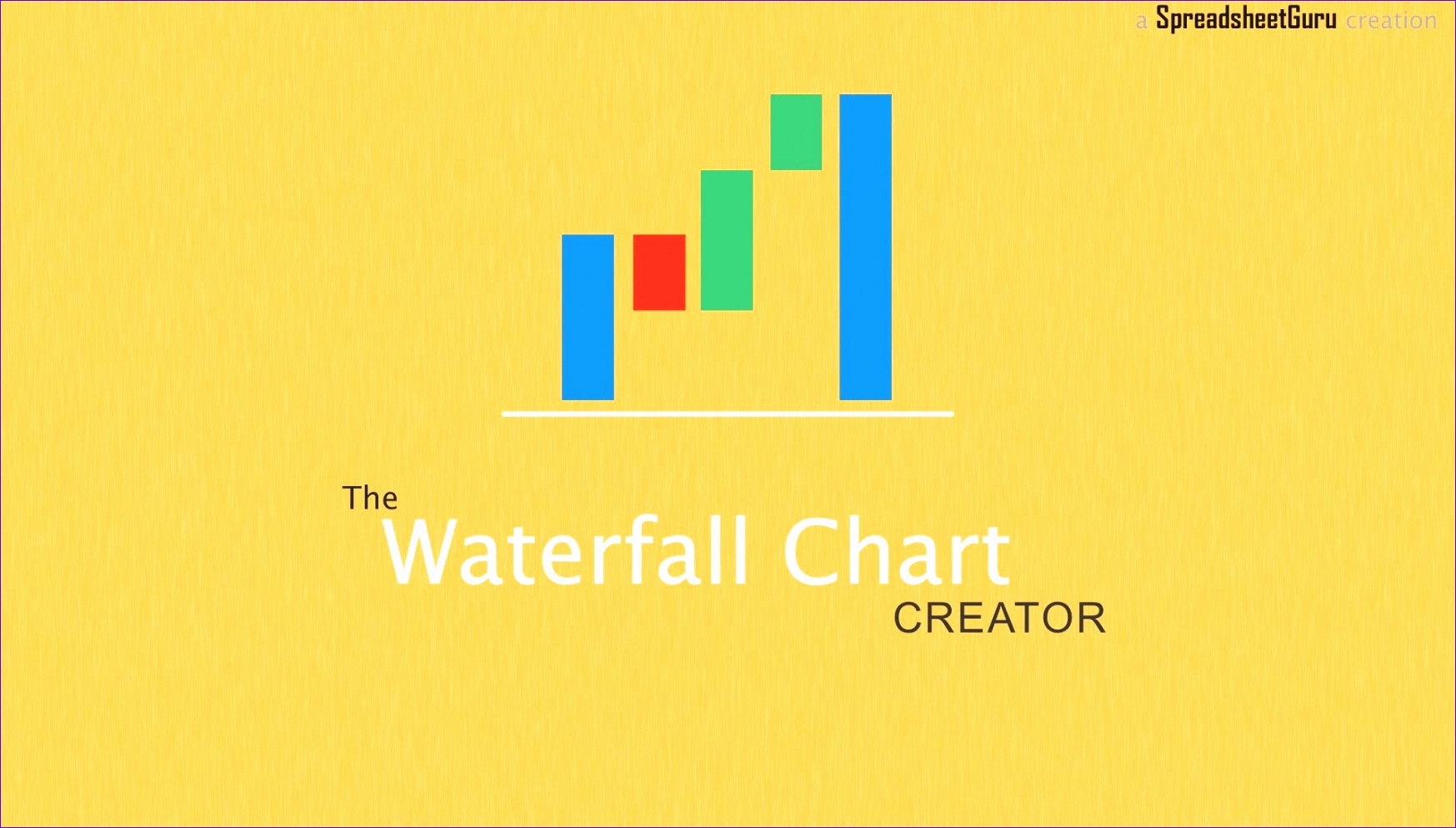 7 waterfall diagram excel template exceltemplates