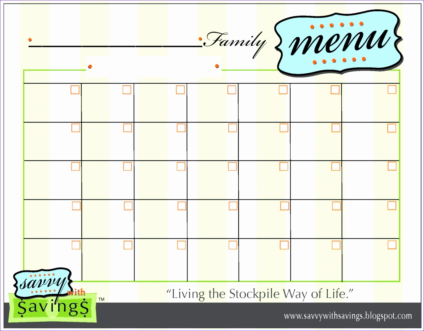 Week Calendar Template Excel Knuqe Inspirational Monthly Menu Calendar Template