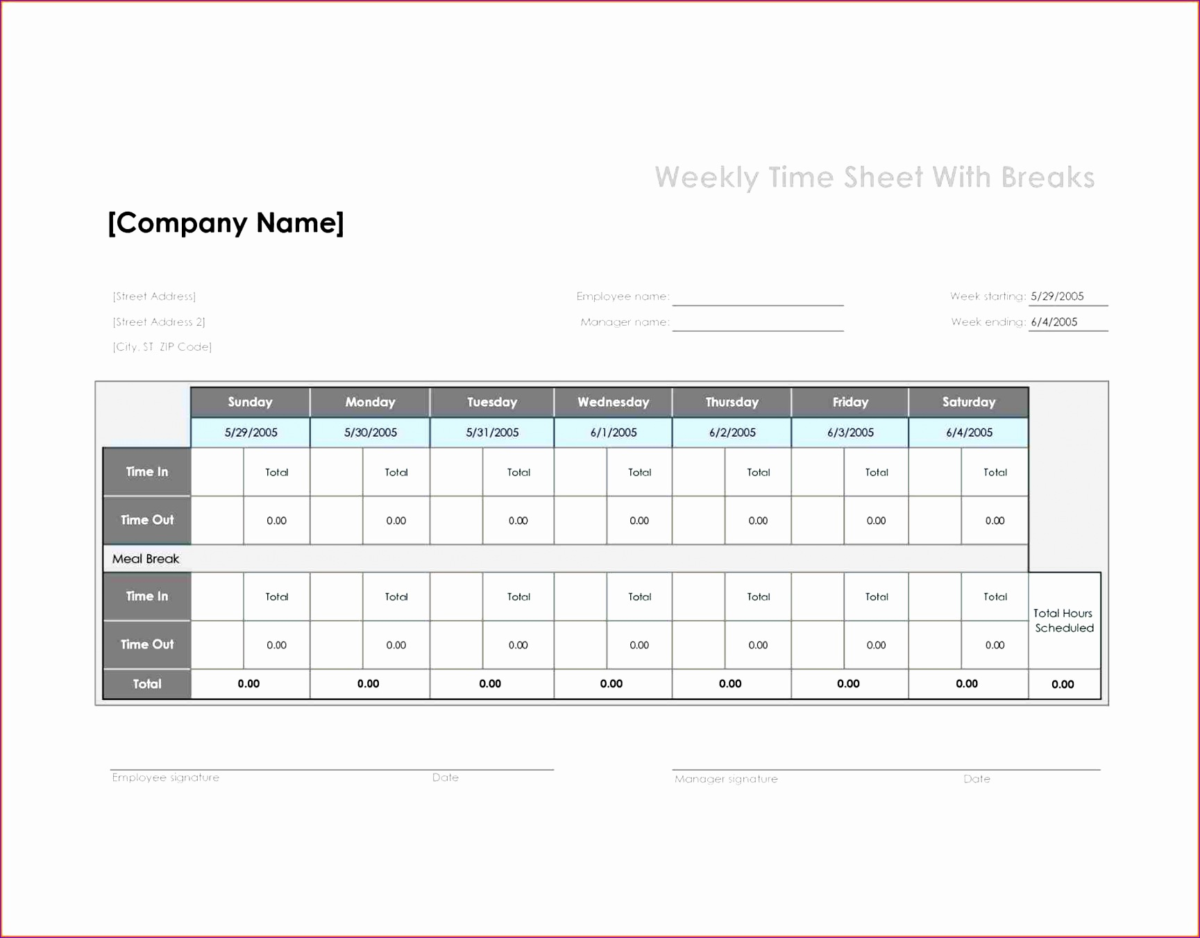 Timesheet weekly timesheet template outline templates printable pdf timesheets for employees employee printable Excel Weekly Timesheet pdf timesheets for employees weekly employee