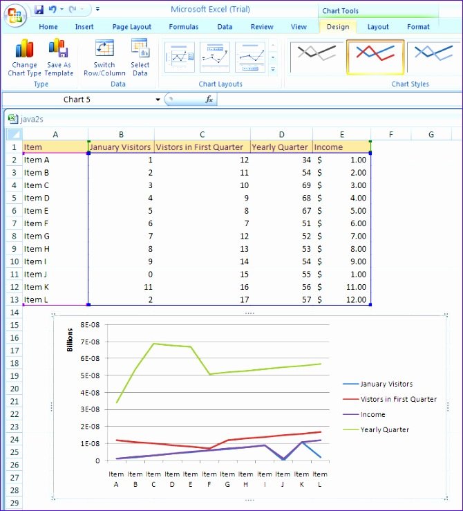 Excel 2007 Template Location Vgpjd Inspirational Create A Custom Chart Template Chart Template Chart 737804