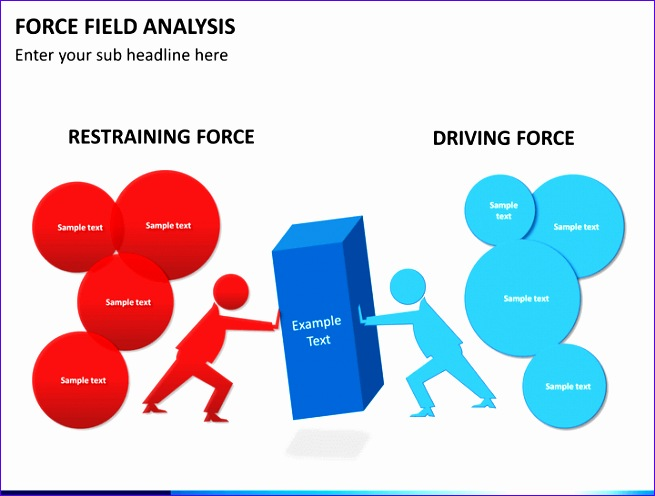 powerpoint force field analysis 655496