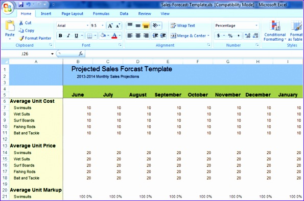 cash flow forecasting for your business 595395