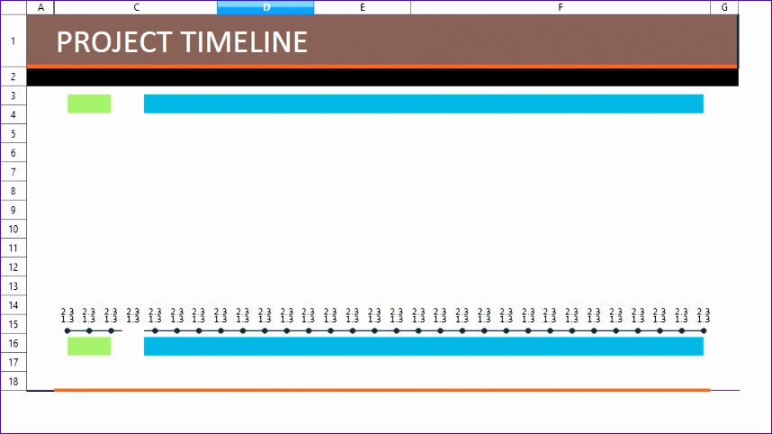 Excel Project Timeline Template Ysezg Beautiful Get Project Timeline