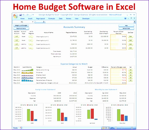 excel bud spreadsheet template and 518452