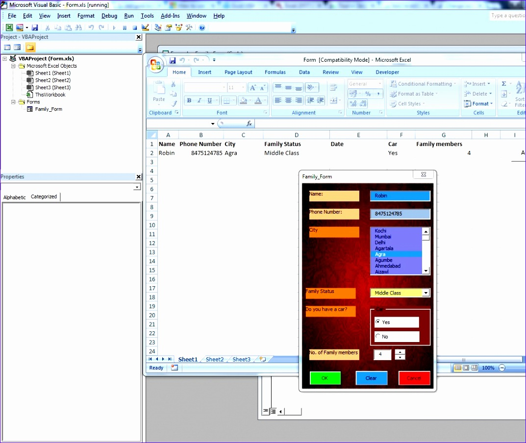 Make your own GUIgraphical user interface in Micro 1073904