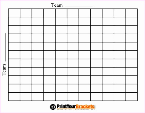 super bowl football pool template 477373