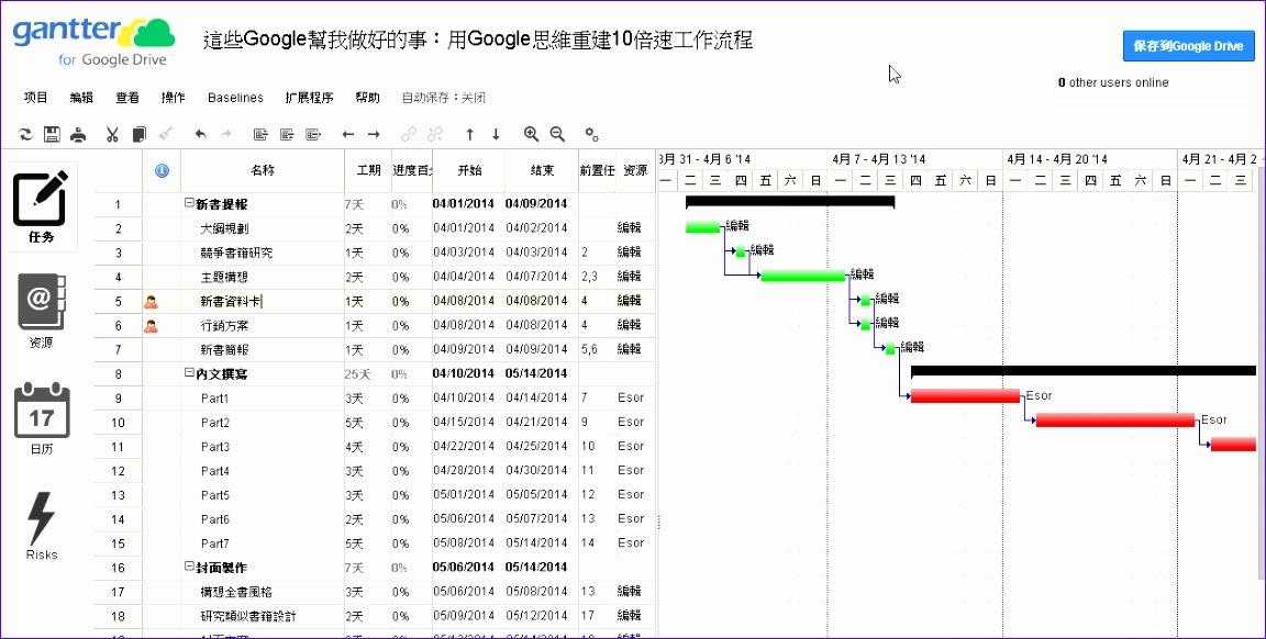 Gantt Chart Template Excel 2010 Free Idckk New 免費專案管理軟體推薦!困難計畫簡單管理 13 種工具|經理人 1266633