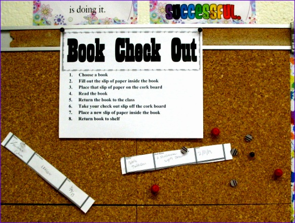 Library Book Checkout Sheet Enrgr Best Of Classroom Library Checkout System