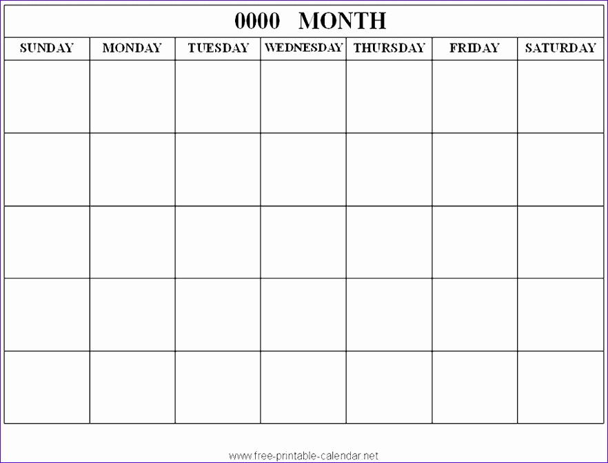 Week Planner Template Excel R8ygw Inspirational Calendar 2013 Free You Can Type On 970730