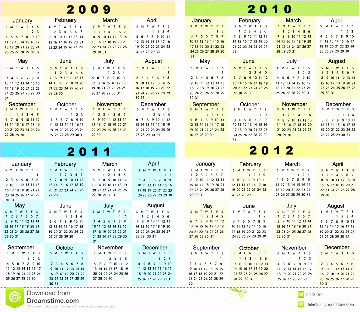 printable 2012 2013 2014 calendar 11831027