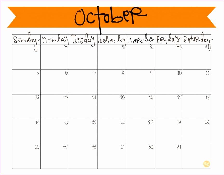 october 2017 calendar cute 2225 931727