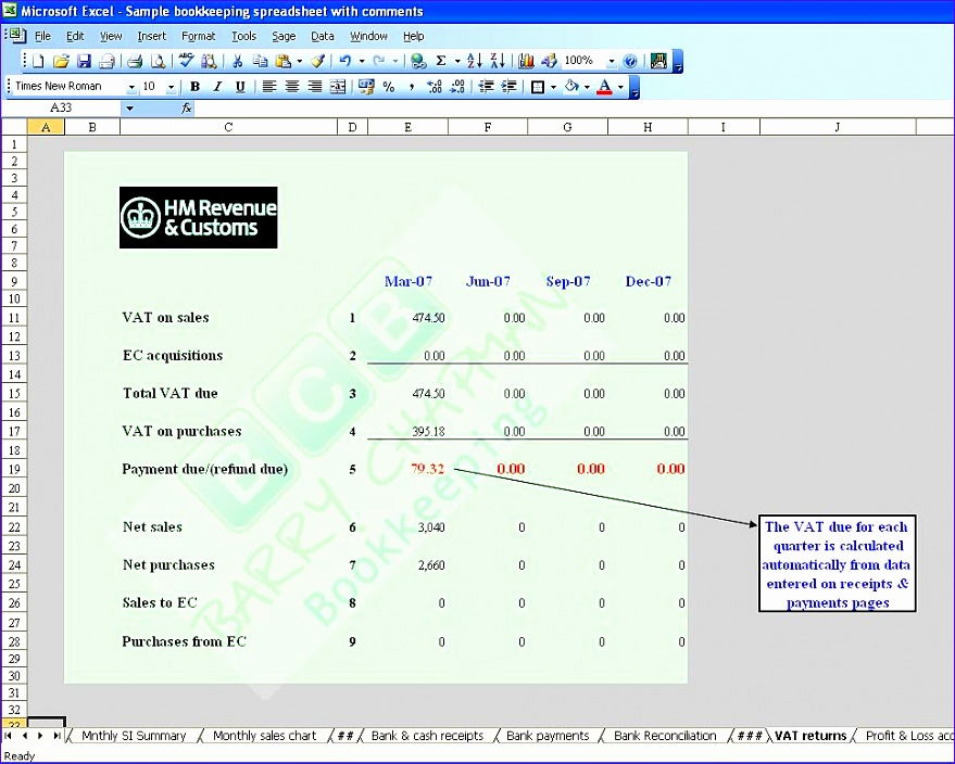 spreadsheets template demo 879704