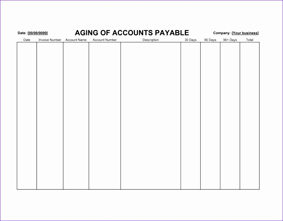 accounts payable aging template 931727