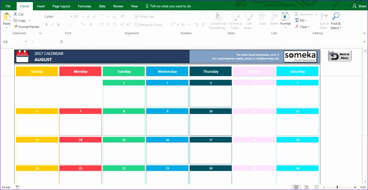 14 activity calendar template excel exceltemplates for Activity timetable template