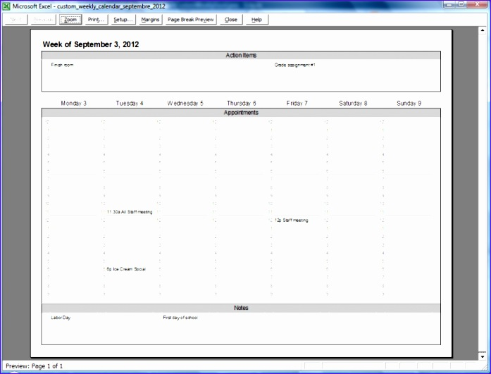Appointment Template Excel Unkml Unique Weekly Appointment Free Printable 766578