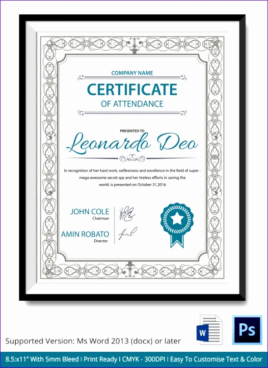 8 award of excellence certificate template exceltemplates word certificate templates 546749 word certificate template 31 free download yelopaper Choice Image