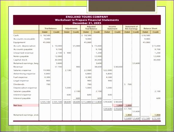 11 balance sheet excel template