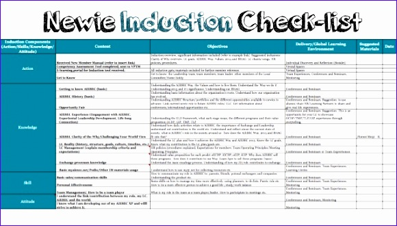 newie induction check listexample 580330