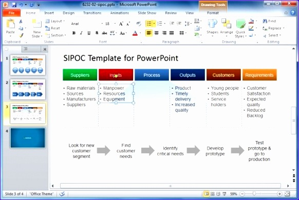 Balanced Scorecard Template Excel O Ywu Inspirational How To Make A Sipoc Diagram Of Balanced Scorecard Template Excelb W
