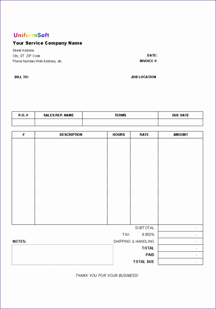10 bill of materials excel template