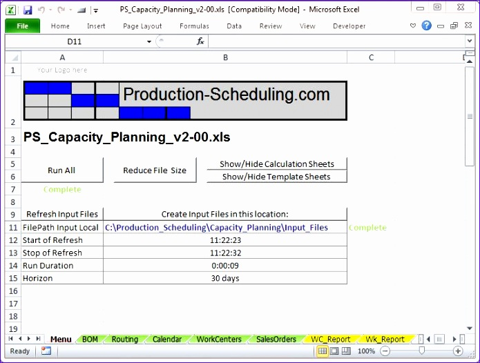 our new capacity planning tool version 2 0 695526