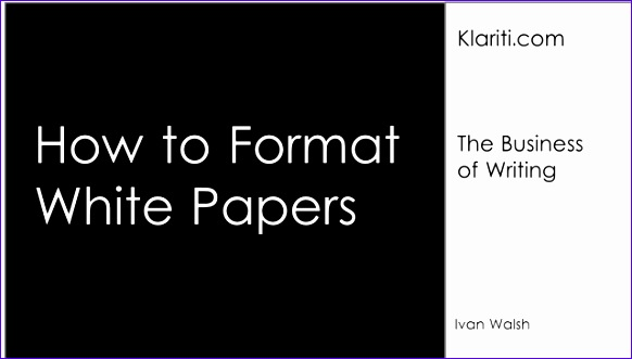 writing guidelines format 582331