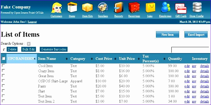 hotel stock control sheet template excel 801400