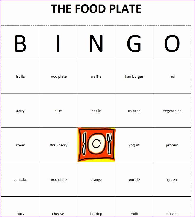 5 bingo template excel exceltemplates exceltemplates. Black Bedroom Furniture Sets. Home Design Ideas