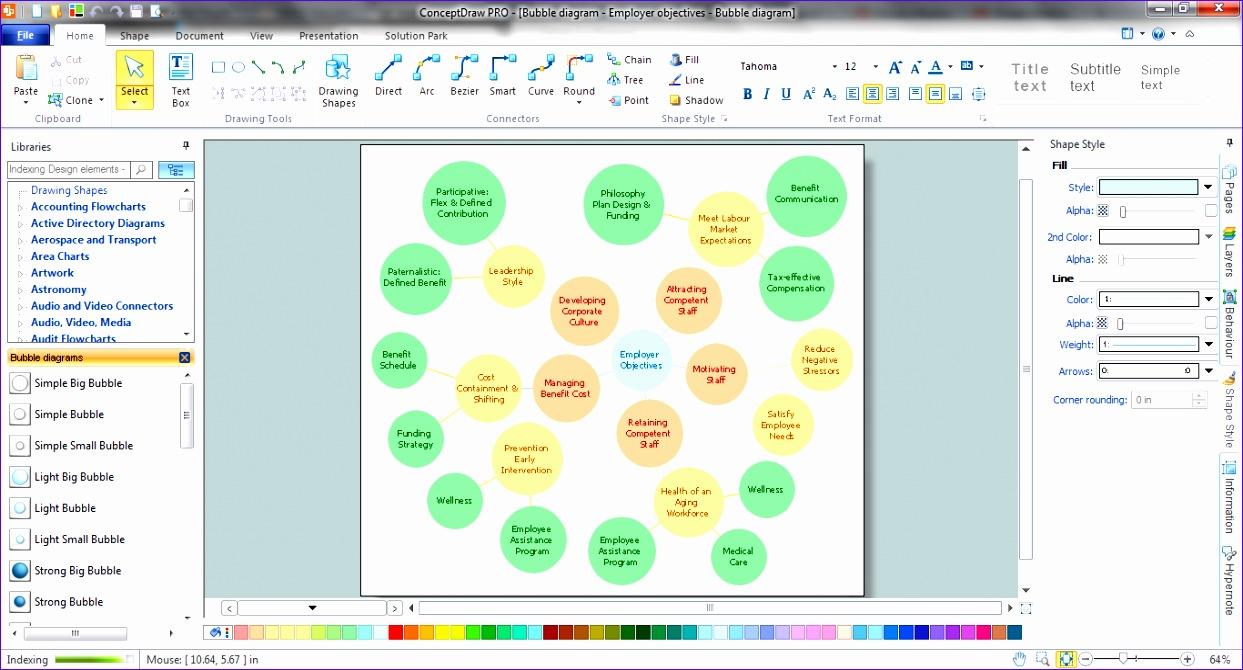12 bubble chart template excel exceltemplates