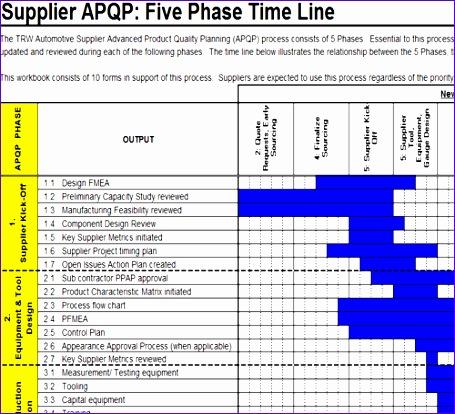 supplier spreadsheet template excel