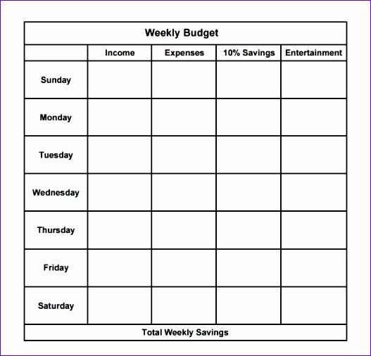 weekly bud planners 527506