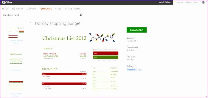 microsofts best christmas templates 698331