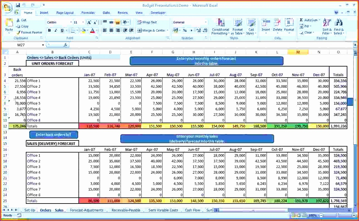 5 excel template bud 1173721