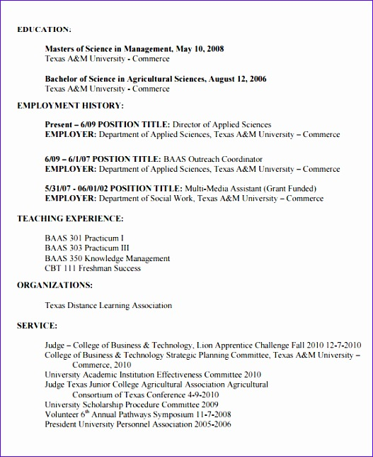 agriculture resume templates free pdf word samples 527644