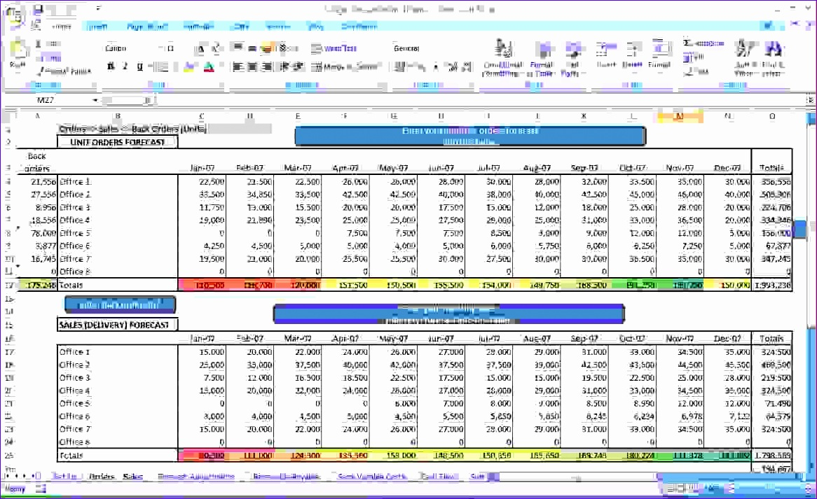 Business Excel Spreadsheet Templates N6bss Awesome 6 Excel Business Bud Template 1282776