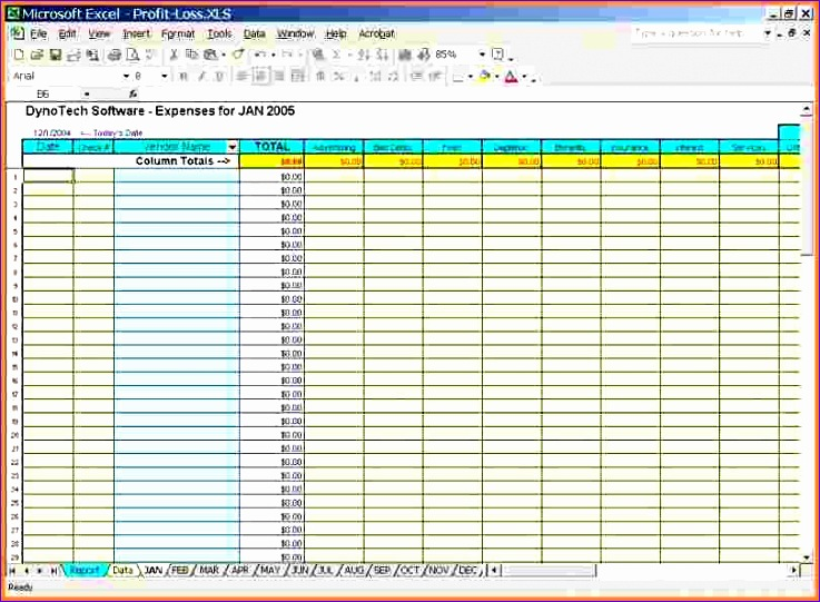 10 small business spreadsheet 737541