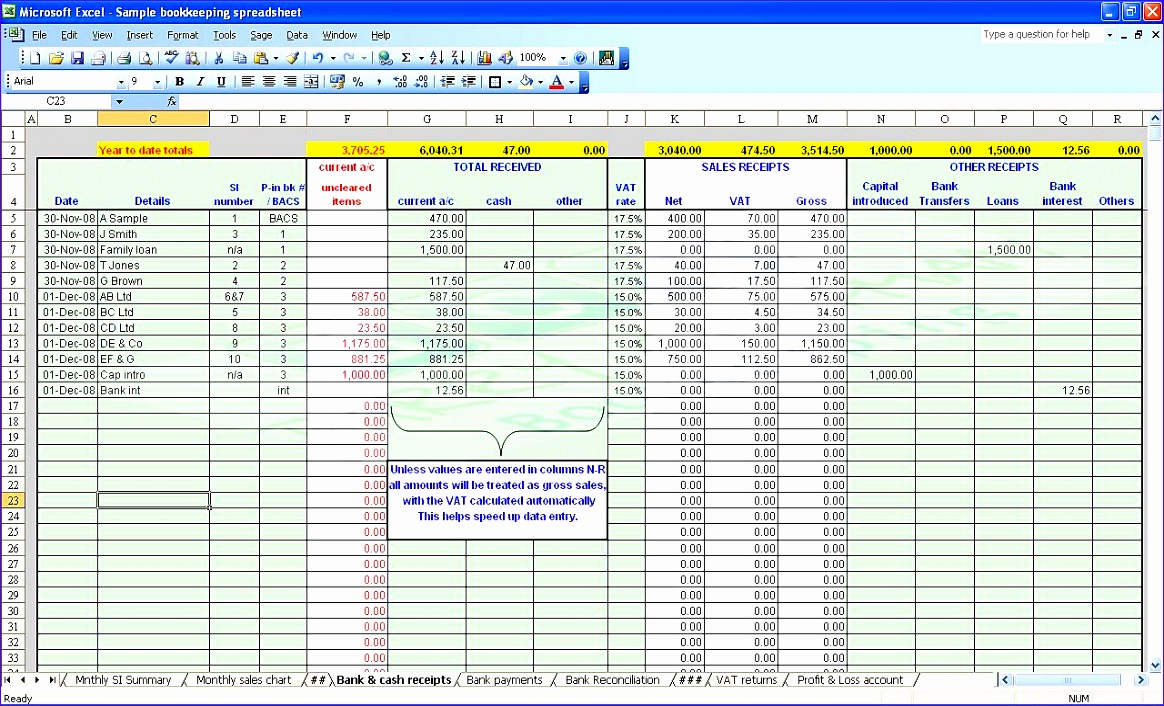free accounting spreadsheet templates for small 1164706