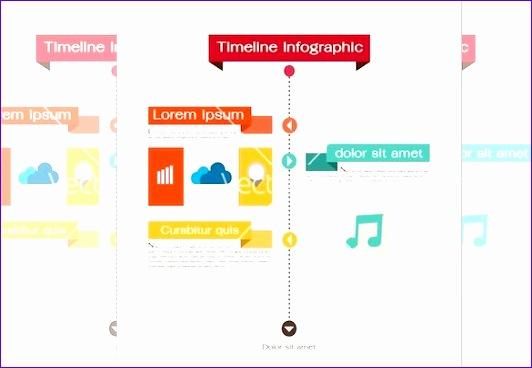 timeline website template 532368