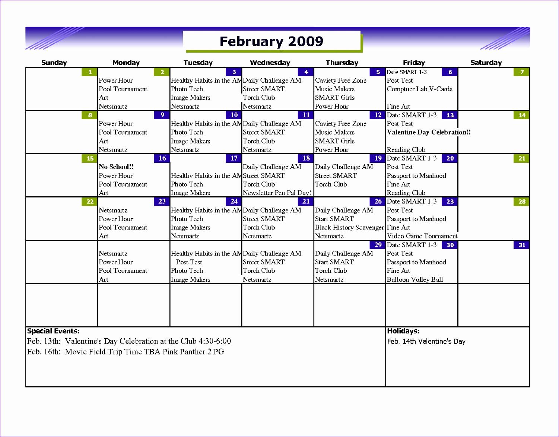excel calendar templates 2242