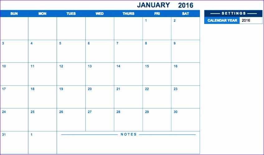 2017 excel calendar template 848499