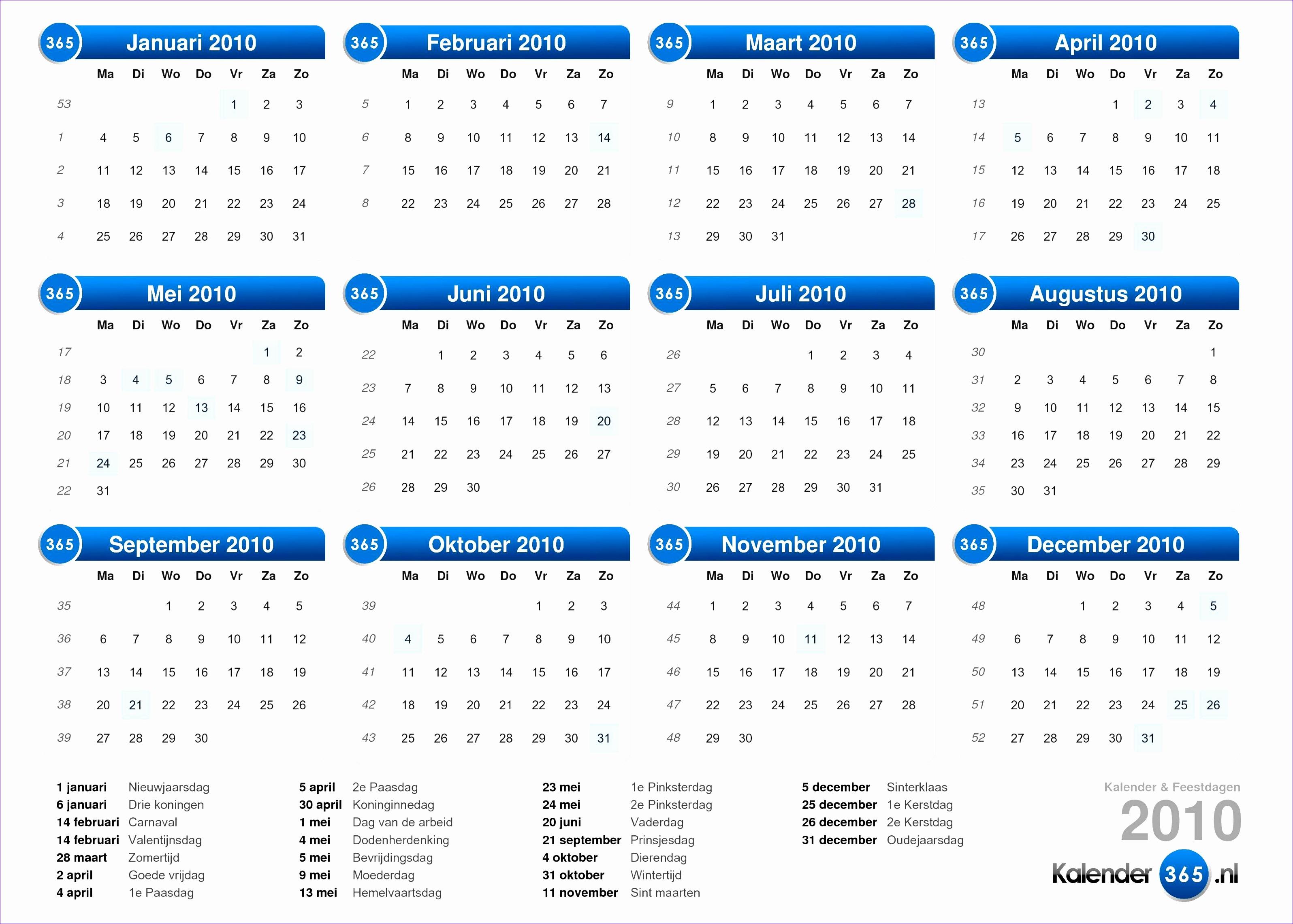 kalender 2010 31922281