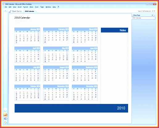 microsoft office calendar templates 515415