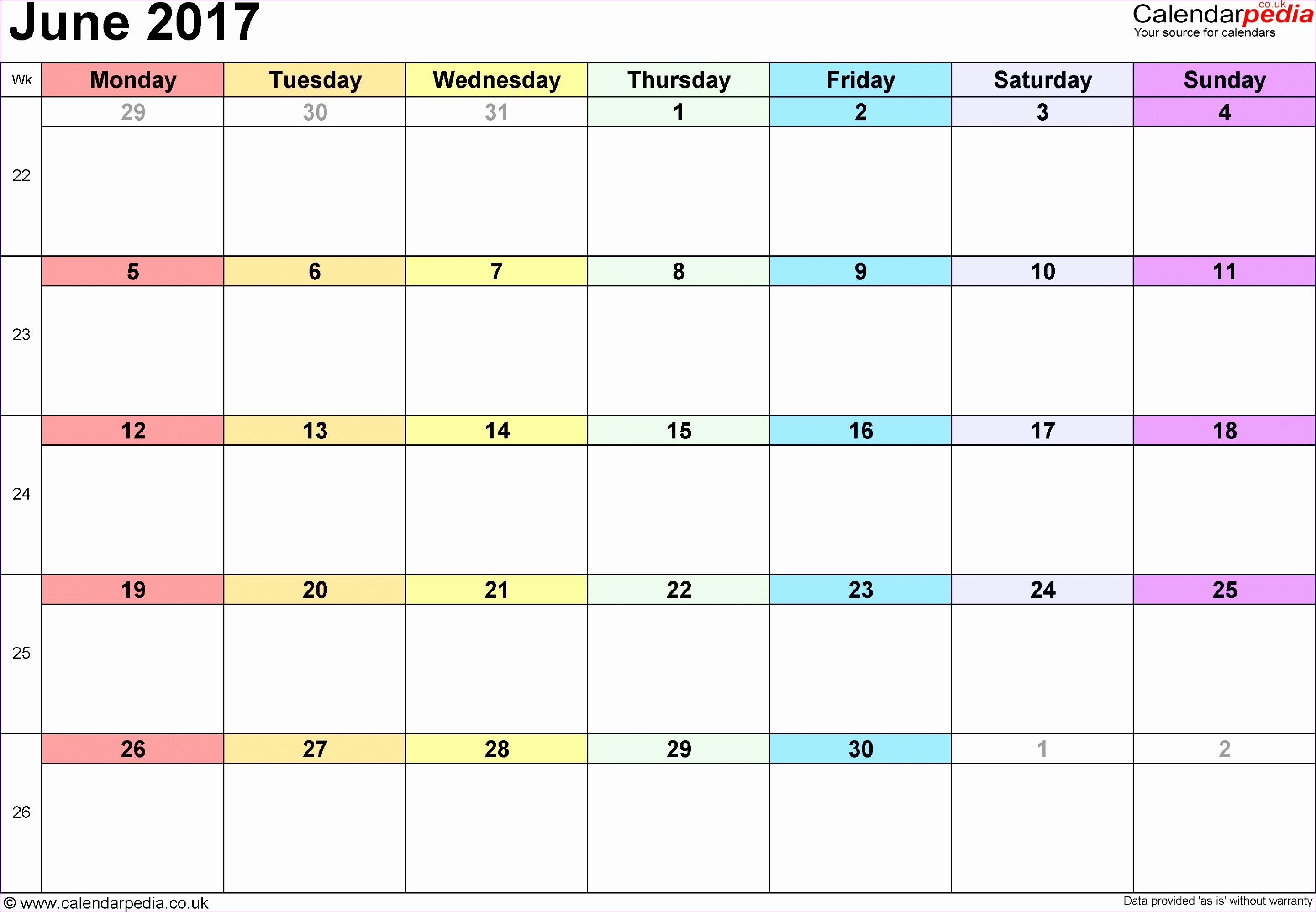 calendar june 2017 uk bank holidays excelpdfword templates example 28821997