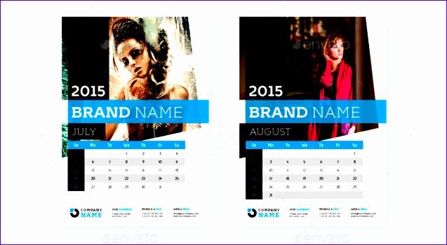 samples of calendar design 637350