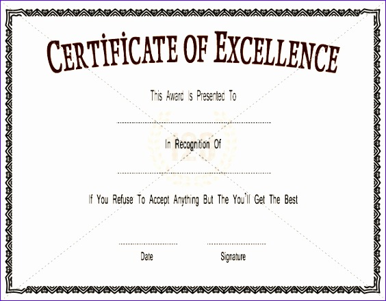 church certificates templates 564440