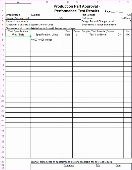 11 checklist template excel 2007 exceltemplates