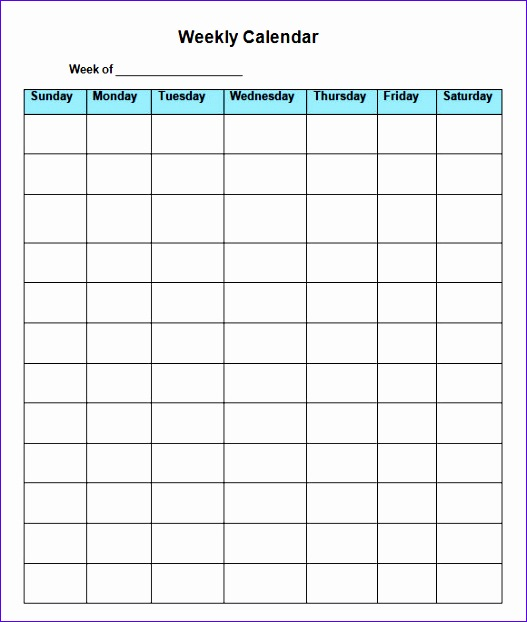 6 Class Schedule Template Excel Exceltemplates Exceltemplates