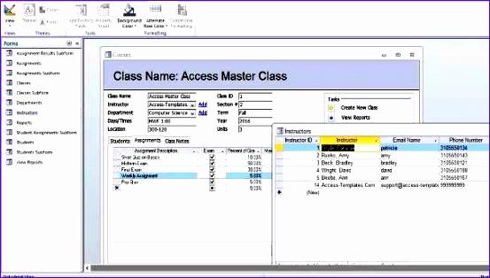 student database 553314
