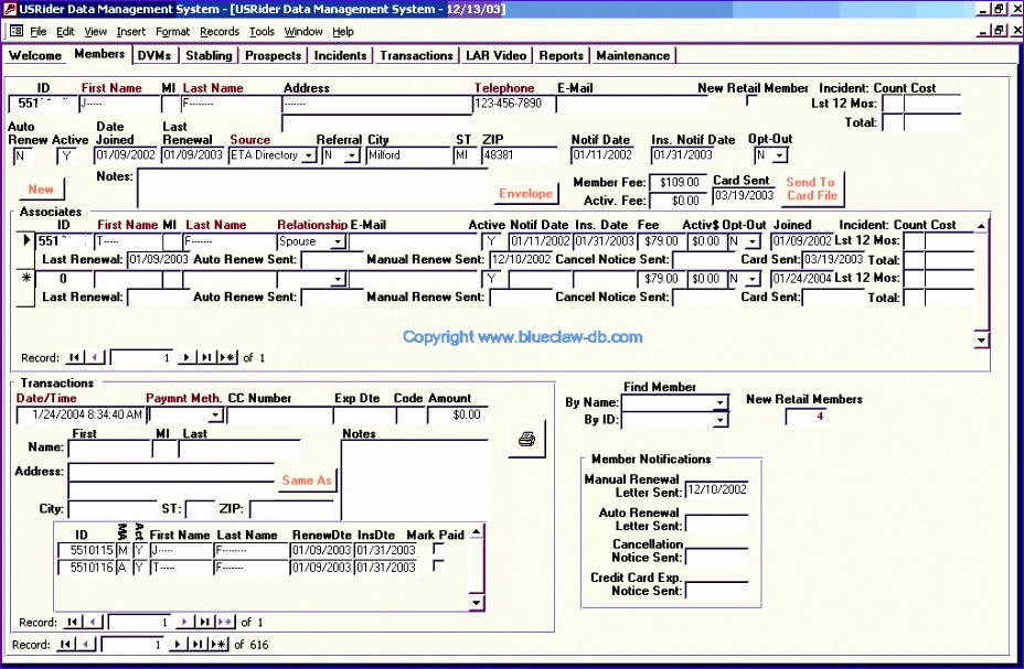 7 client database template excel exceltemplates for Excel templates for customer database free