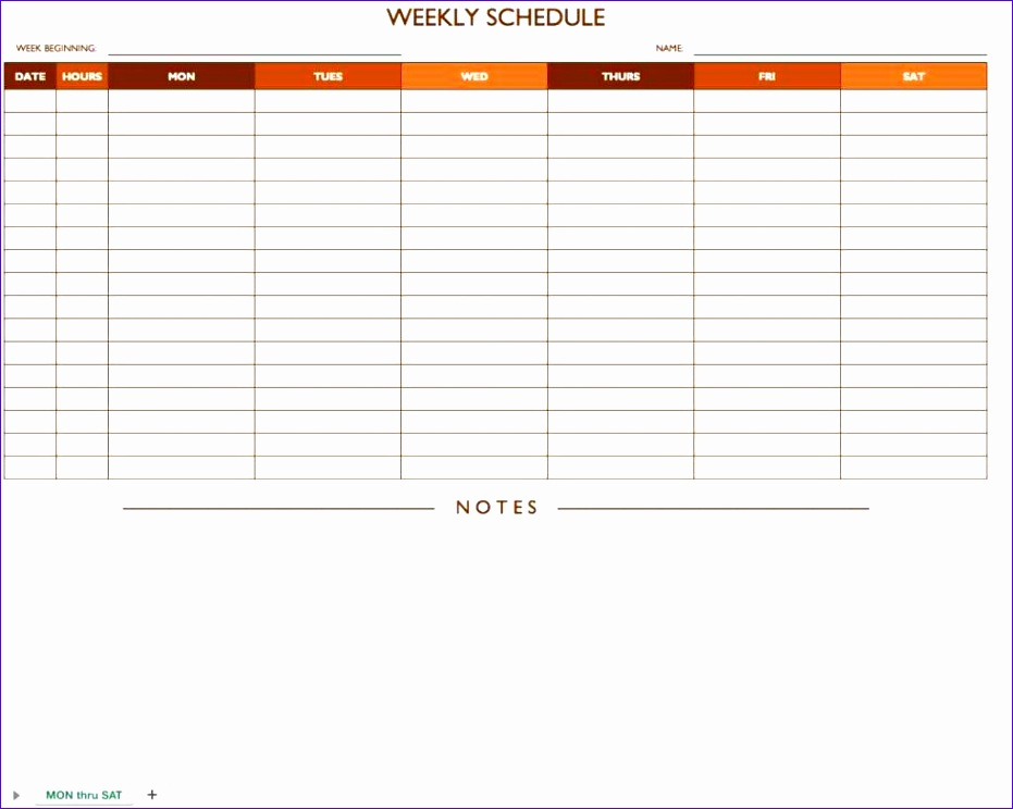 schedule spreadsheet template excel 931744
